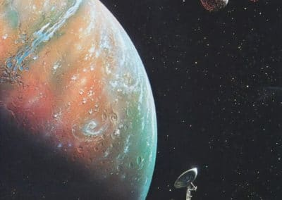 Science-fiction - David A. Hardy 1970 (18)