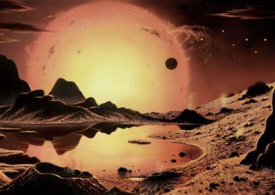 Science-fiction - David A. Hardy 1970 (2)