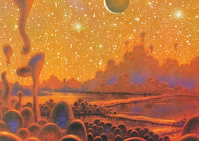 Science-fiction - David A. Hardy 1970 (4)