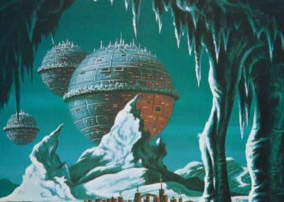 Science-fiction - David A. Hardy 1970 (6)
