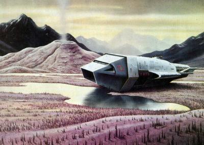 Science-fiction - David A. Hardy 1970 (7)
