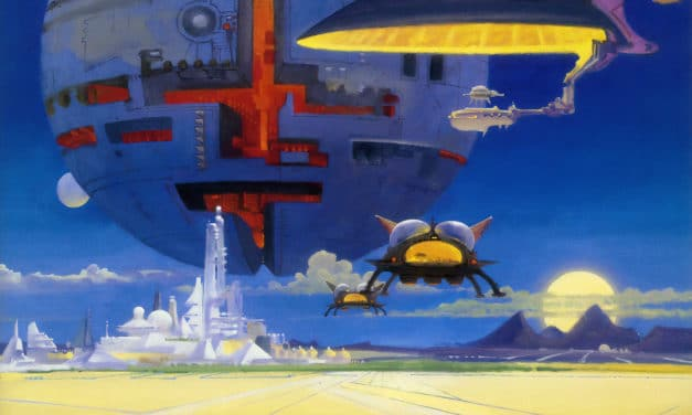Science-fiction – Robert McCall