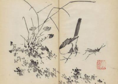 Shi zhu zhai zhai shu hua hua pu – Hu Zhengyan 1633 (13)