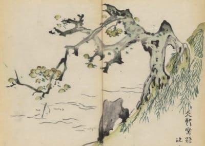 Shi zhu zhai zhai shu hua hua pu – Hu Zhengyan 1633 (24)
