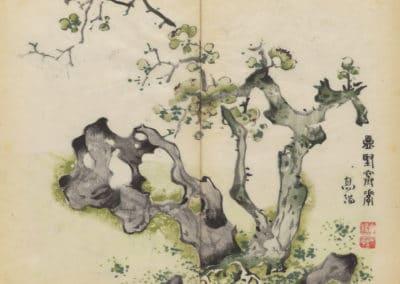 Shi zhu zhai zhai shu hua hua pu – Hu Zhengyan 1633 (26)