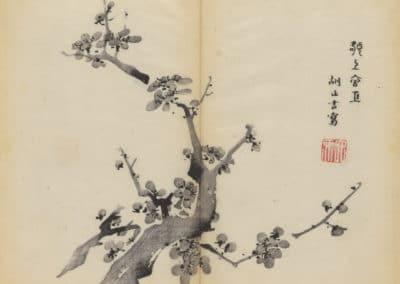 Shi zhu zhai zhai shu hua hua pu – Hu Zhengyan 1633 (29)