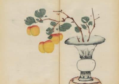 Shi zhu zhai zhai shu hua hua pu – Hu Zhengyan 1633 (72)