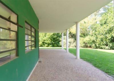 Villa Savoye - Le Corbusier 1931 (15)