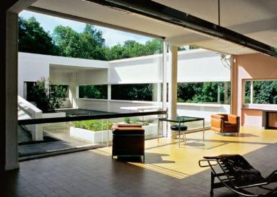 Villa Savoye - Le Corbusier 1931 (2)