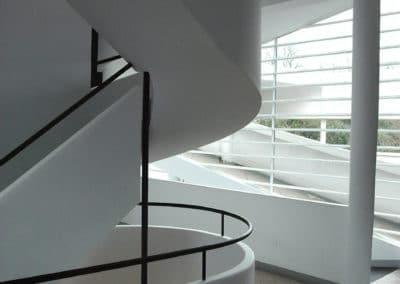 Villa Savoye - Le Corbusier 1931 (21)