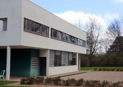 Villa Savoye - Le Corbusier 1931 (25)