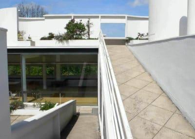 Villa Savoye - Le Corbusier 1931 (29)