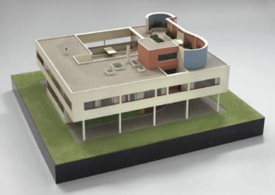 Villa Savoye - Le Corbusier 1931 (3)
