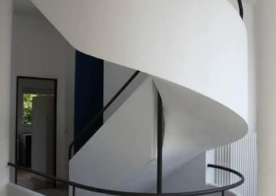 Villa Savoye - Le Corbusier 1931 (33)