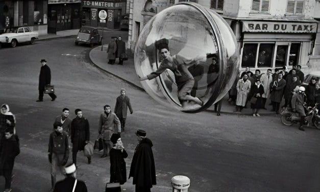 Bubble – Melvin Sokolsky
