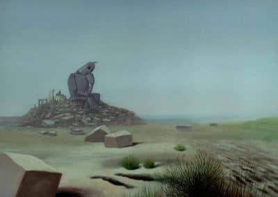 Le roi et l'oiseau - Paul Grimault 1980 (39)