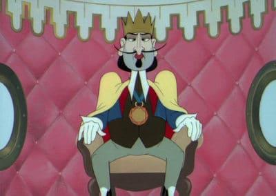 Le roi et l'oiseau - Paul Grimault 1980 (6)