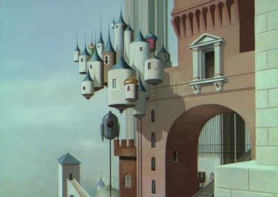 Le roi et l'oiseau - Paul Grimault 1980 (9)