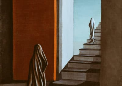 The fourteen daggers - Kay Sage (1943)