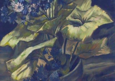 Cinéraire en pot - Vincent van Gogh (1886)