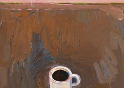 Coffee - Wayne Thiebaud (1961)