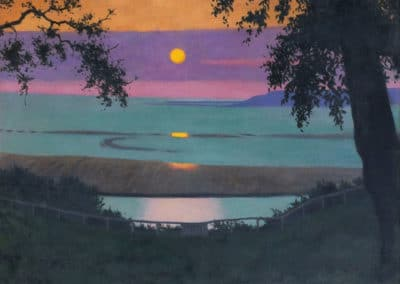 Coucher - Felix Vallotton (1911)