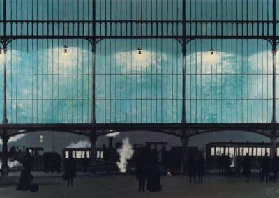 Departures - Gaston Bogaert (1954)