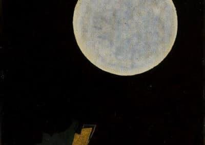 Ein kreis - Wassily Kandinsky (1928)