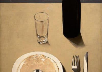 Le portrait - René Magritte (1935)