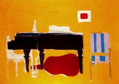 Piano - Nicolas de Staël (1954)