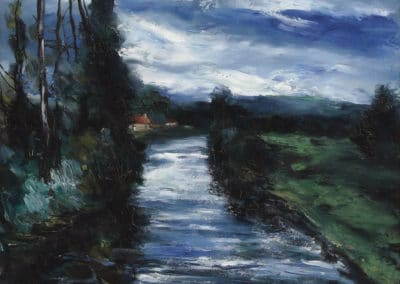 Rives - Maurice de Vlaminck (1941)