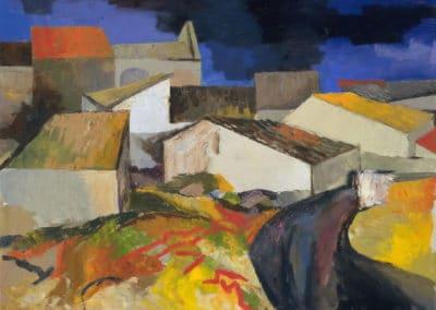 Santa Panagia - Renato Guttuso - (1956)
