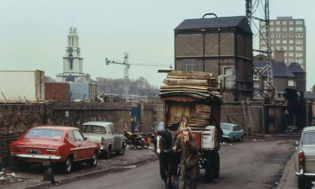 L'East End en couleurs – David Granick
