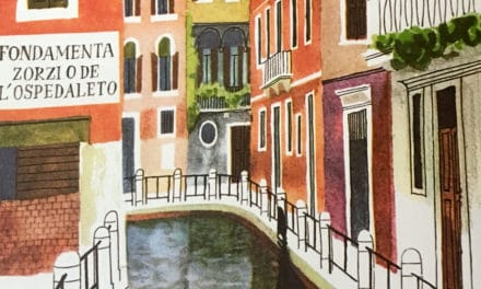 Venise – Miroslav Sasek