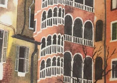 Venise - Miroslav Sasek 1961 (12)
