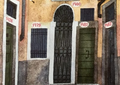 Venise - Miroslav Sasek 1961 (13)