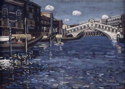 Venise - Vasily Kandinsky (1903)