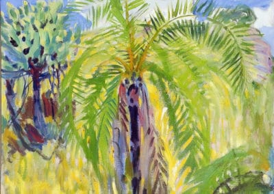 Afrikka-Aihe - Akseli Gallen-Kallela (1910)