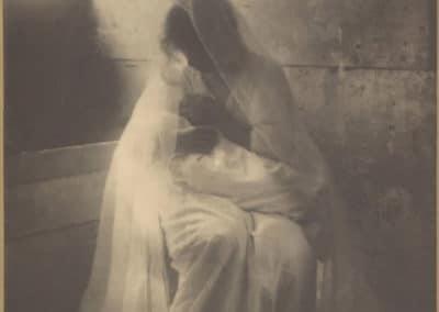 American mother - Gertrude Käsebier 1890 (1)