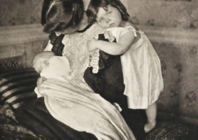 American mother - Gertrude Käsebier 1890 (56)