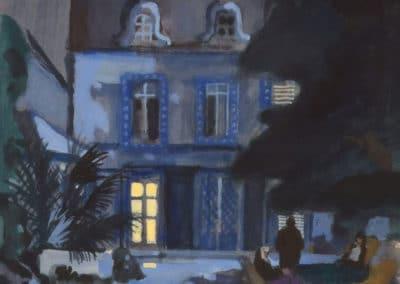 Dans le jardin de Combray - Bernard Lamotte (1971)