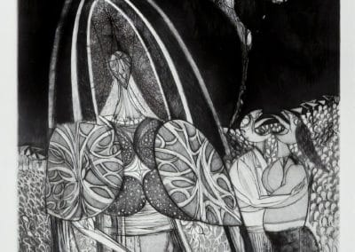 Fantasy - Joseph Mugnaini 1950 (11)