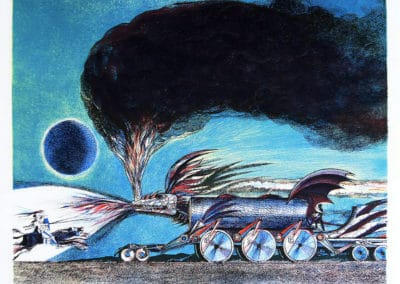 Fantasy - Joseph Mugnaini 1950 (14)
