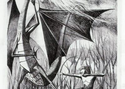 Fantasy - Joseph Mugnaini 1950 (15)
