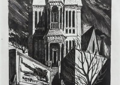 Fantasy - Joseph Mugnaini 1950 (16)