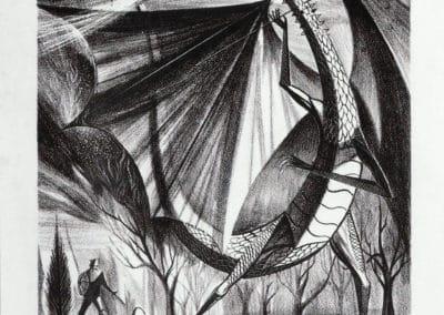 Fantasy - Joseph Mugnaini 1950 (2)