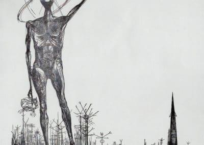 Fantasy - Joseph Mugnaini 1950 (22)