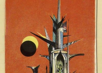 Fantasy - Joseph Mugnaini 1950 (24)
