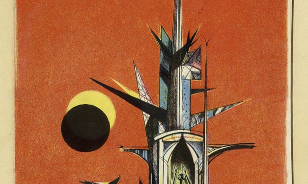 Fantasy – Joseph Mugnaini