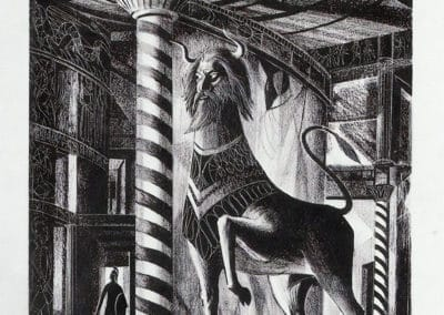 Fantasy - Joseph Mugnaini 1950 (4)